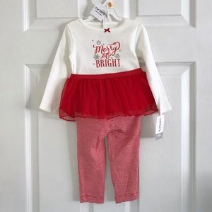 Carter's Merry & Bright Holiday Set